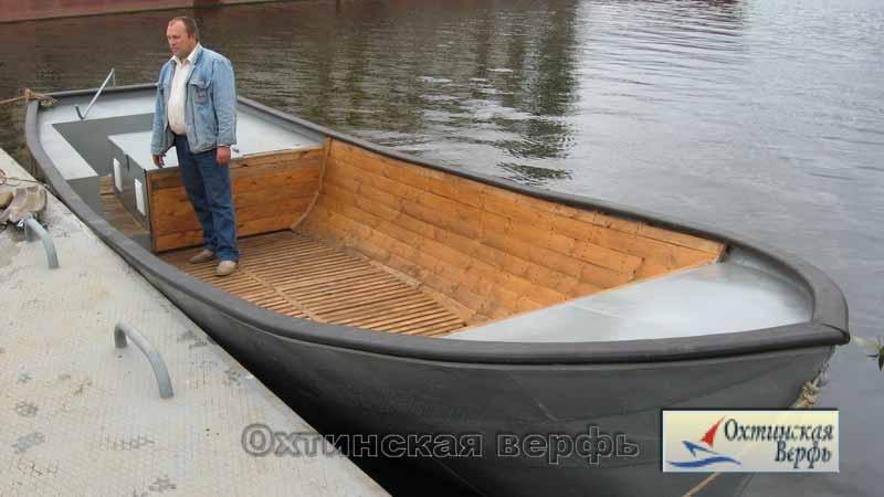 рыбацкие катера для завоза прикормки