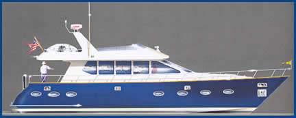 Моторная яхта EURO 1600